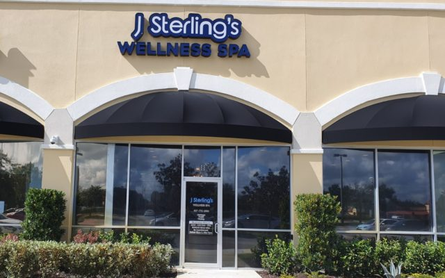 J Sterling's South Orlando Location Exterior